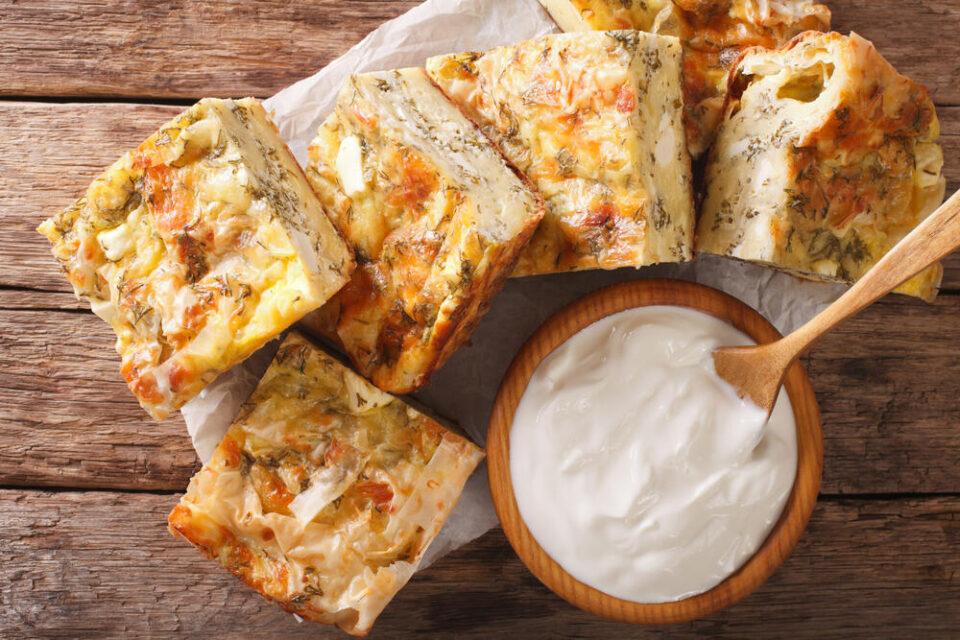 Најбрзото солено јадење совршено и за појадок и за вечера (РЕЦЕПТ)