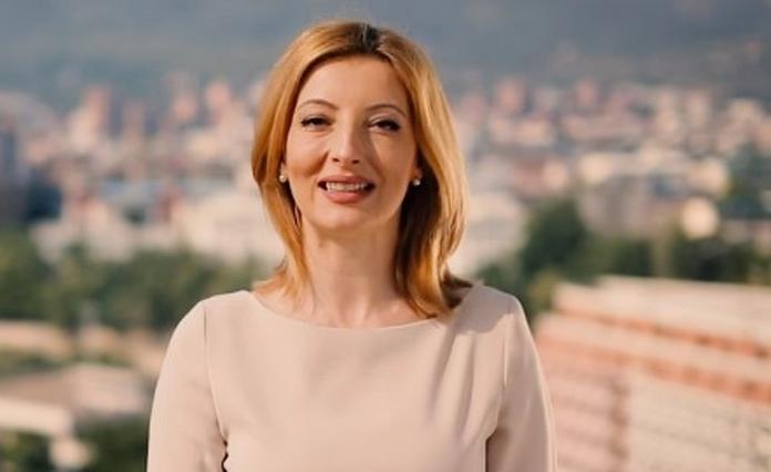 ВМРО-ДПМНЕ застана зад кандидатурата на Данела Арсовска за градоначалник на Скопје