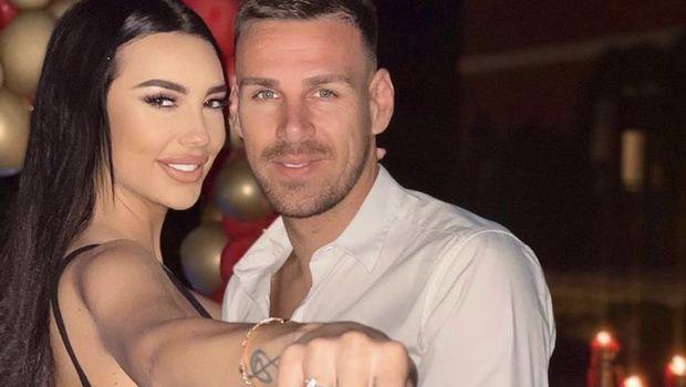 """Се омажи Катарина Грујиќ: Пејачката го кажа судбоносното """"да"""""""
