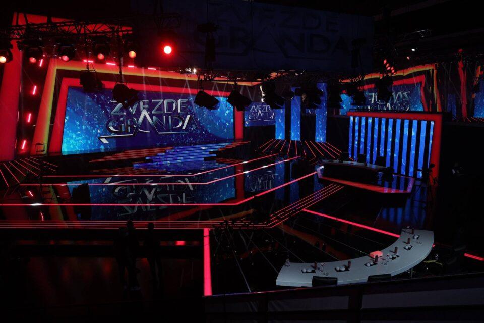"""Вака изгледа новата сцена во  """"Ѕвездите на Гранд"""" (фото)"""