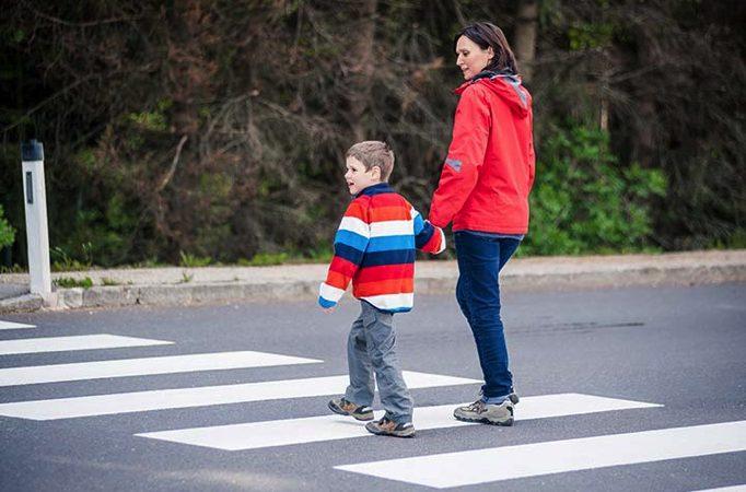 Родители внимавајте, во сообраќајот вие сте примерот кој го следат вашите деца!