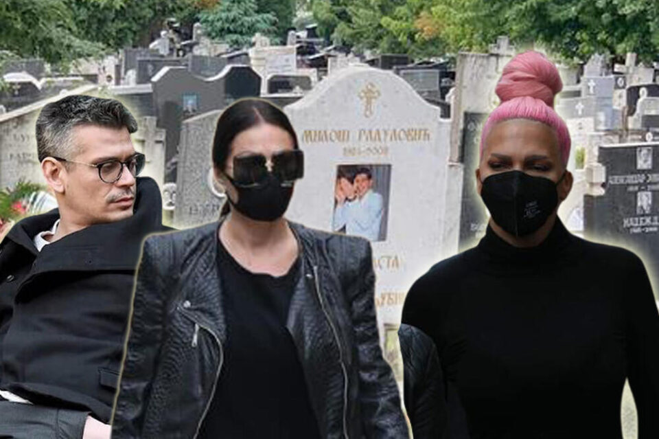 По наводниот скандал кој се случил на погребот на Марина Туцаковиќ, се огласи соработникот на Јелена Карелуша – кратко и јасно откри што се случило