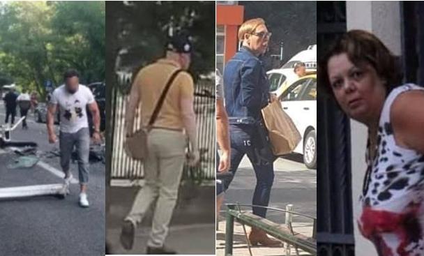По Кичеец и Рашковски и Боки 13-ка сликан како слободно се шета низ Скопје, иако е во куќен притвор… на ред ли е Катица?! (ФОТО)