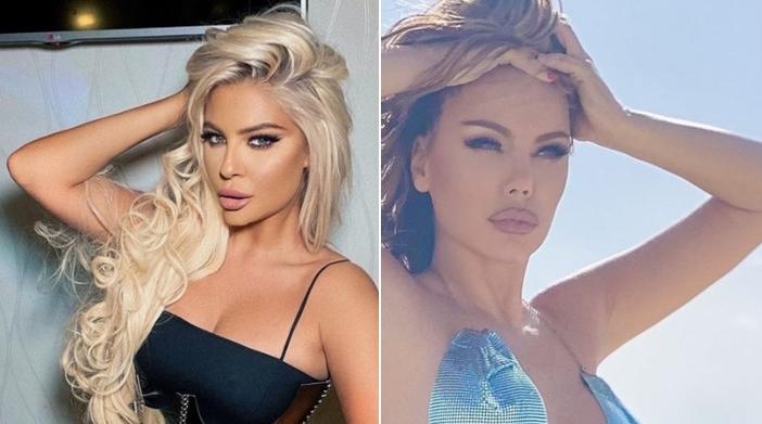 """Двете бугарски пејачки почнаа се' повеќе да си личат, до непрепознатливост: """"Како две капки вода""""… (ФОТО)"""