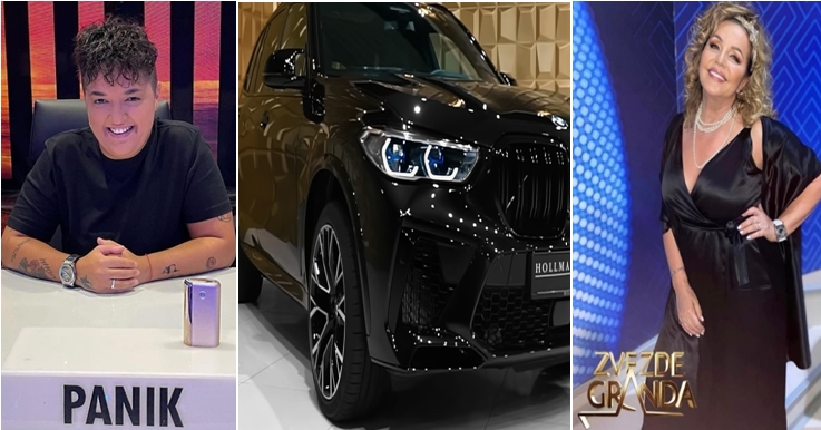"""Еве што возат членовите на жирито на """"Ѕвездите на Гранд"""": Некој нов автомобил од 100.000 евра, некој половен од 10.000 (ФОТО)"""