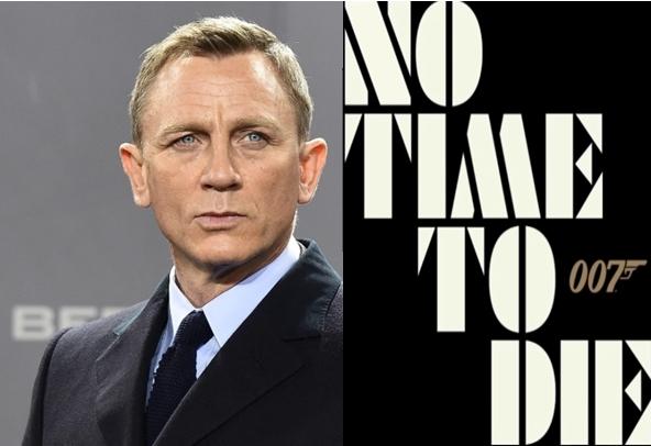 """Погледнете го трејлерот за новиот филм со Џејмс Бонд – """"No time to die"""" (ВИДЕО)"""