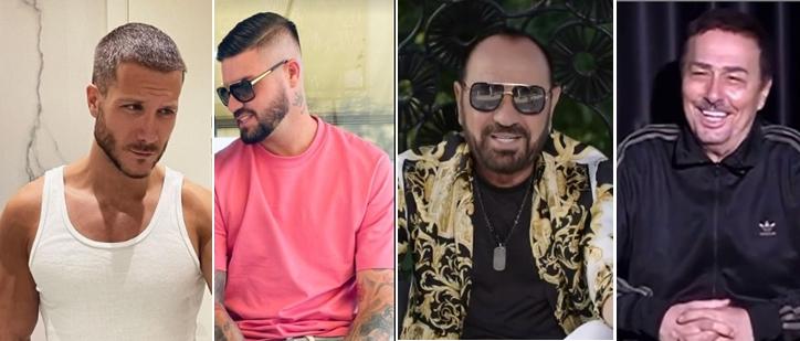 """Не само пејачките и старлетите одат """"под нож"""": Овие српски пејачи направиле естетски зафати (ФОТО)"""