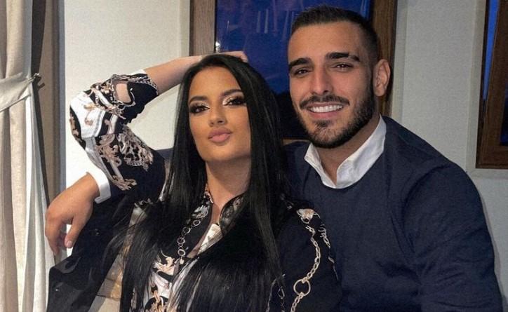 По бројните скандали, Дарко Лазиќ првпат ќе се појави пред камери со новата девојка