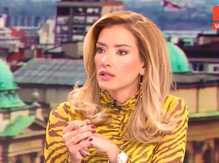 """Јована Јоксимовиќ проговори за бракот со Жељко: """"Знаевме што не чека, тоа не направи уште поблиски"""""""