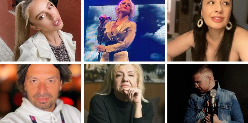 """Македонските јавни личности се простуваат од Марина Туцаковиќ: """"Имав желба да ми напишете песна, онаа која сите ќе ја пејат"""""""