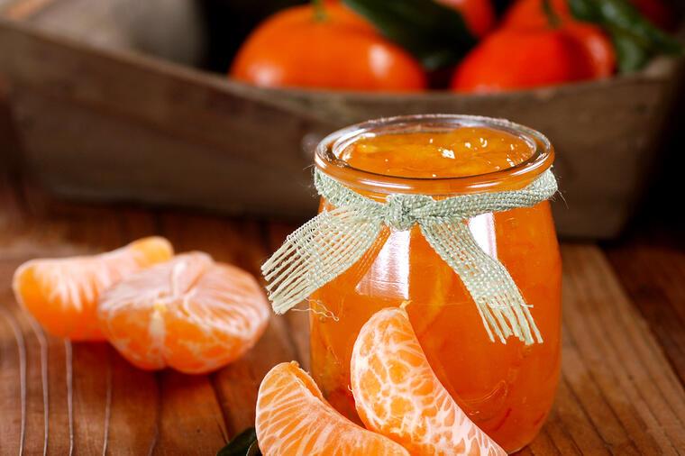 Рецепт за слатко од мандарини – деликатес што досега не сте го вкусиле