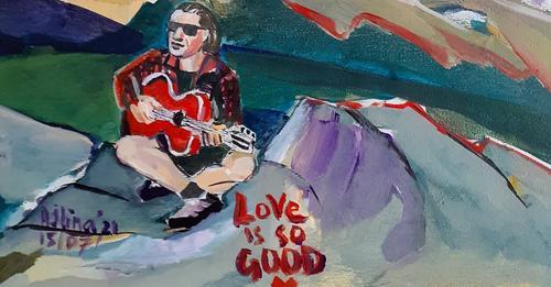 """Игор Џамбазов сака да ве потсети дека… многу му е премалку во – """"Love is so Good"""" (ВИДЕО)"""