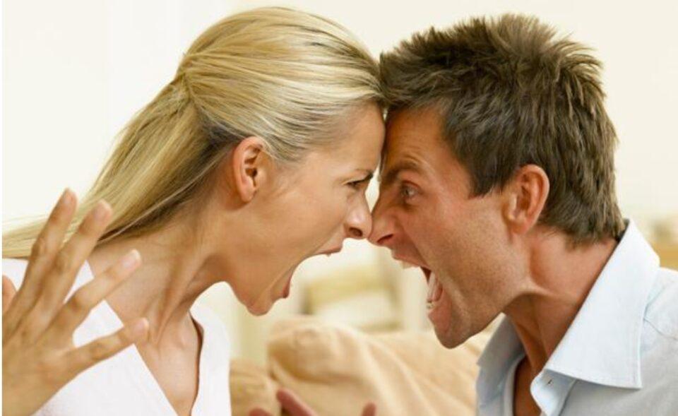 Како да се справите со личниот гнев во љубовната врска