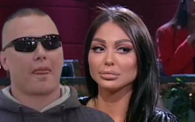 """Таа одби да му дојде во Јутјуб емисија, а Брендон ја снимал Маја Маринковиќ """"пиштол гола"""" како на телефон го пцуе својот татко (ФОТО+ВИДЕО)"""