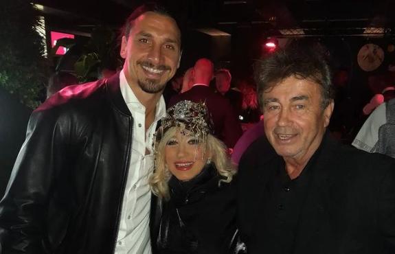 "Нада Топчагиќ го изненади Ибра: Фолкерката без тој да знае се појави на неговата роденденска забава и му ја отпеа ""Јутро је"" (ВИДЕО)"